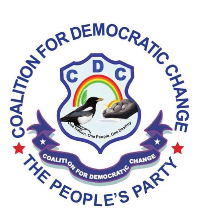 Coalition for Democratic Change (CDC/NPP/LPDP)
